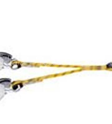 Amarre 150 LB Gancho Cuerda Galapar 2-Pack de trinquete 1//8 de Pulgada Gancho para Colgar Resistente Amarre mosquet/ón para Hacer Crecer la Correa del Equipaje liviano Capacidad