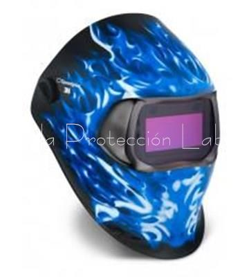 SPEEDGLAS 100 SERIE GRAPHICS - ICE HOT - Imagen 1